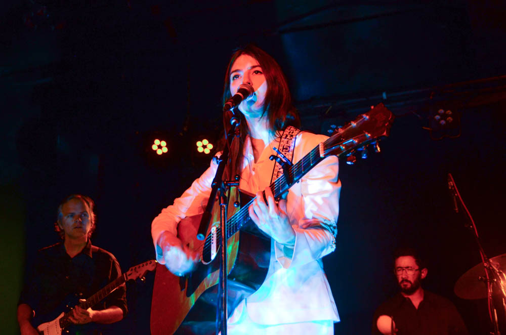 Photos: Weyes Blood at the Turf Club